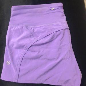 Lavender lulu lemon shorts